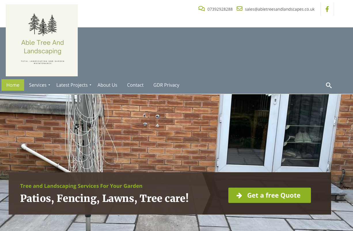 Able tree and Landscaping